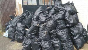 bulk indutrial waste removal london