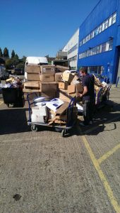 waste clearance services in London